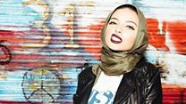 「プレイボーイ」にヒジャブ着たムスリム女性が初登場