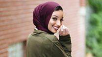 Quem é primeira muçulmana a posar para a Playboy usando véu