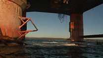 Rig 'one step closer' to being removed