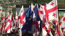 Выборы в Грузии: вернется ли к власти партия Саакашвили?