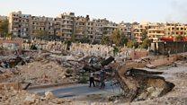 سرنوشت درگیریها در دومین شهر بزرگ سوریه چیست؟