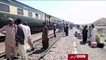 جعفر ایکسپریس دھماکوں کا نشانہ، چھ مسافر ہلاک