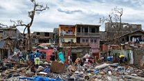 Matthew: l'ouragan dévastateur