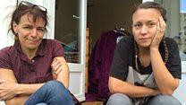 Calais volunteer: 'My little girl is damaged'