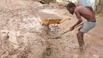 Катастрофа на Гаити: разрушения и угроза эпидемии