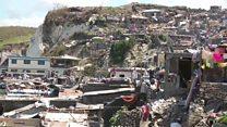 Parts of Haiti 'flattened' by hurricane