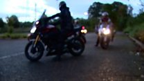 Residents' fears over motorbike thefts
