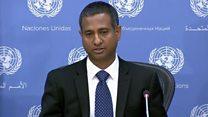 احمد شهید در پایان ماموریتش خواهان آزادی سه ایرانی دو تابعیتی شد