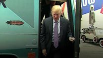Offensive Donald Trump video surfaces