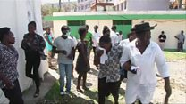 Haiti mourns dead