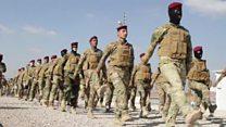 هشدار شبه نظامیان شیعه عراق به حضور نظامی ترکیه