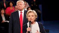 در دومین مناظره کلینتون و ترامپ، چه کسی دست بالا را داشت؟