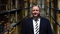Sports Direct: One year on at Shirebrook