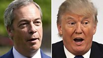 Farage on obscene Trump remarks: People do talk like that