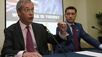 Farage unimpressed by UKIP 'men behaving badly'