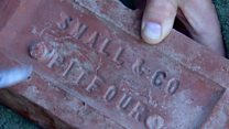 Man's 'humble brick' collection up for award