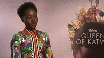 Lupita is the Queen of Katwe
