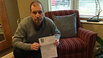 My mum lost £100,000 to postal scammers