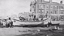 RNLI Lifeboat commemorated 150 years after dedication by Cheltenham