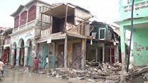 Après l'ouragan Matthew, Haïti frappé par le choléra