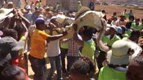 Танцы с мертвецами на Мадагаскаре