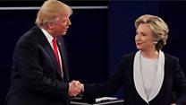 【米大統領選2016】セックスと嘘とビデオテープ 第2回討論会