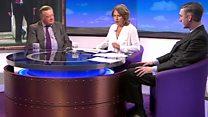 Brexit debate: Clarke v Rees-Mogg