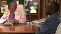 Hirar BBC ta musamman da Aisha Buhari