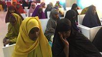 Xaaladda dadka raga la' ee Somaaliya
