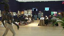 ကမ္ဘာ့အနုပညာ ပြပွဲကြီး လန်ဒန်မှာ ကျင်းပ