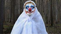 Атака клоунов: странный пранк дошел до Великобритании