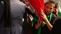 حداقل ۱۴ نفر در حمله به عزاداران شیعه در بلخ کشته شدند