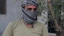 Лагерь в Сирии для боевиков, сбежавших от ИГ