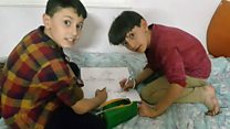 Aleppo kids: 'Don't forget us'