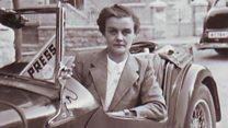 विश्वयुद्ध की ख़बर देने वाली महिला