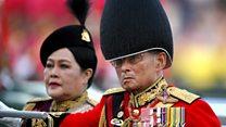 थाईलैंड के सम्राट पूमीपोन का निधन