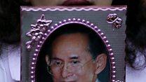 Le roi de Thaïlande Bhumibol Adulyadej  n'est plus