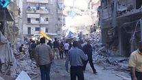 برخی  از کشورهای غربی، حملات روسیه در حلب را  «جنایت جنگی» خواندند