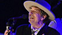 ТВ-новости: за что Бобу Дилану дали Нобелевскую премию
