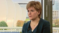 SNP Conference: Nicola Sturgeon webcast