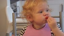 Why are some toddlers fussy eaters?