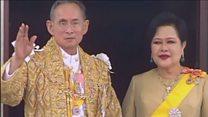 崇敬されつつ謎めいた存在 タイ国王死去