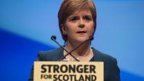 Sturgeon: Scotland must stay in single market