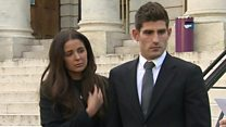 Ched Evans 'overwhelmed with relief'