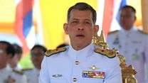 Who is the Thai crown prince?