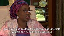 Critiques et menaces d'Aisha Buhari