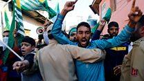 کشمیر میں حالیہ احتجاج کو سو دن مکمل ہونے کو ہیں