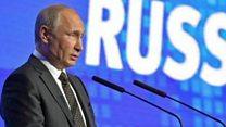 پوتین حضور نیروی هوایی روسیه را در سوریه به مدت نامخدود تمدید کرد