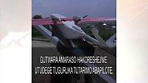 Ikoreshwa rya za drone mu Rwanda