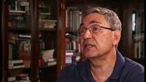 Orhan Pamuk: həm Qərbi həm də Türkiyəni qınayır